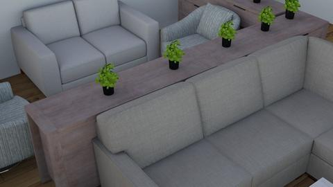 hiam - Living room - by hayam_salhh