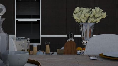 Kitchen - Modern - Kitchen - by HenkRetro1960
