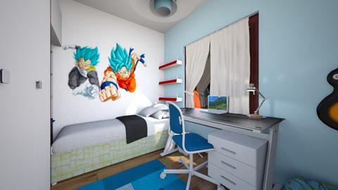 Tristan 15 - Bedroom - by BorjaA