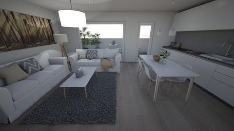 Alexia salon 3 - Modern - Dining room - by everybodyfeel