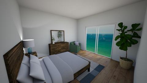 g - Bedroom - by beepbopbeepbop