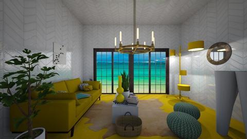 Seaside room - by junicorn19