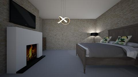 THE DREAM - Modern - Bedroom - by zary