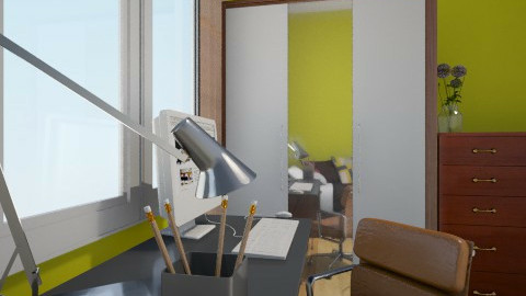 Kids room4 - Kids room - by MonikaART