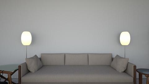 RUSINEK LIVING ROOM - by e57assistants