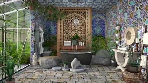 my bathroom  - Eclectic - Bathroom - by Ida Dzanovic