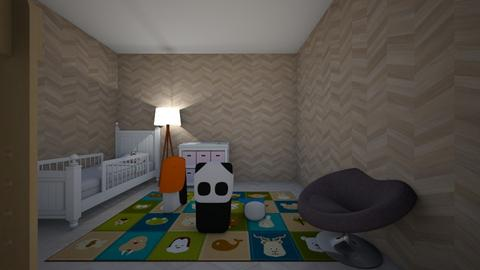 baby on board - Modern - Kids room - by s8901787