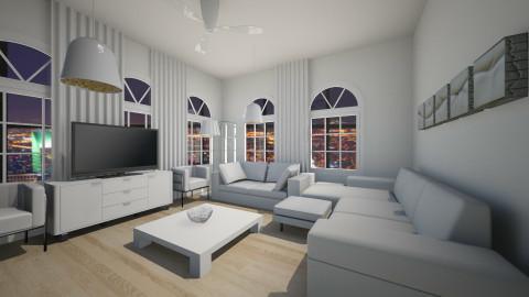 3 - Living room - by samar7945