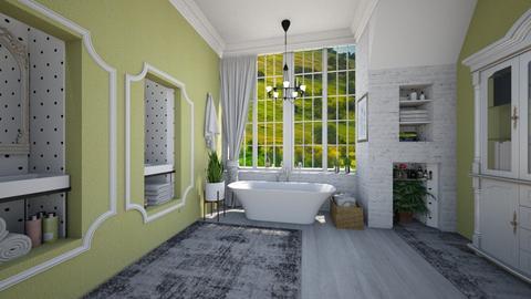 BR - Bathroom - by sissybee