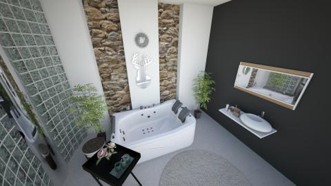 Bathroom 1 - Bathroom - by Tamika217