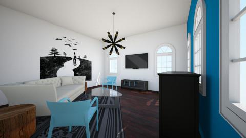 Dream Living Room - Modern - Living room - by allisorax