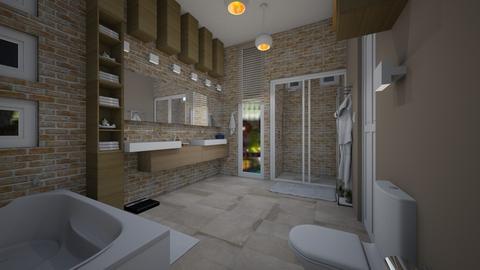 COSASIMPOSIBLES - Classic - Bathroom - by Armando Peralta