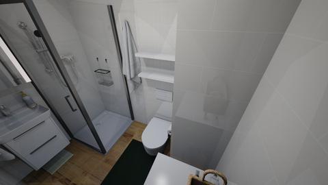 an - Bathroom - by sandratrala