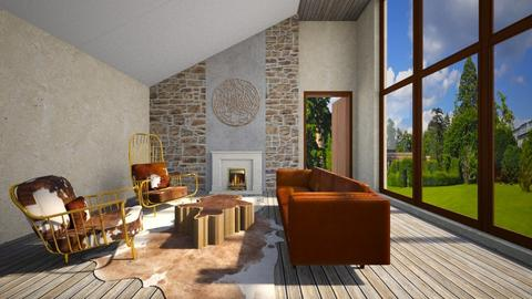 country - Country - Living room - by tolo13lolo