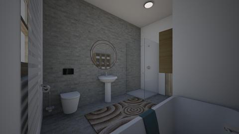 pani Kasi - Bathroom - by Zuzia2006