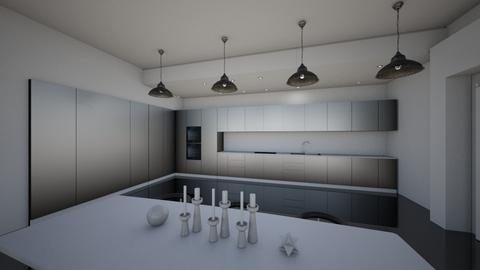 Bauhaus kitchen_diner  - by dj_hussey