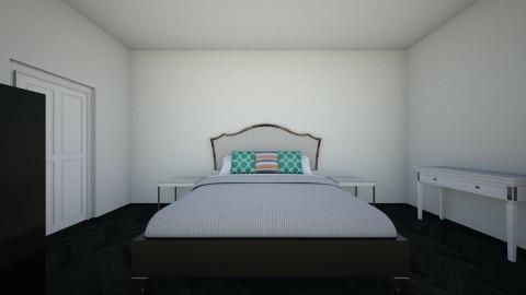 modern bedroom - Bedroom - by Acars0036