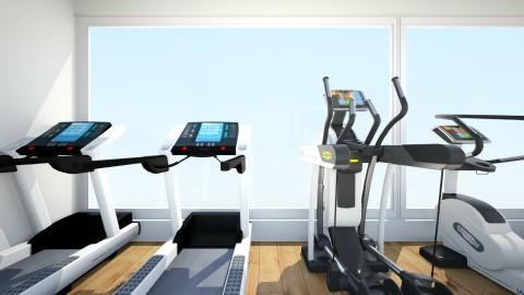 gym - by svratinakaficu