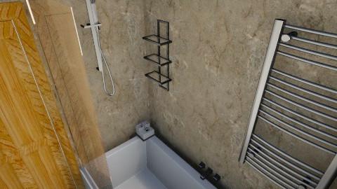 Bathroom2 bath view - by sumz78