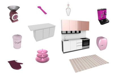 KITCHEN PINK - by patypastor