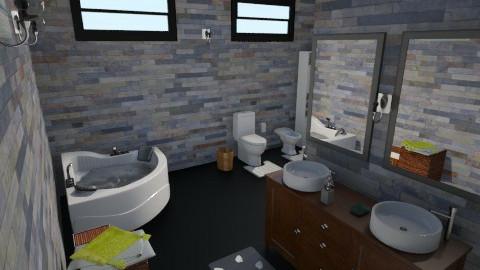 Mist_1 - Modern - Bathroom - by Vlad Tepes