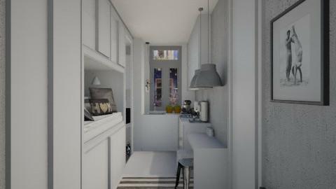 Paris Petit Chambre - Modern - by Maria Esteves de Oliveira