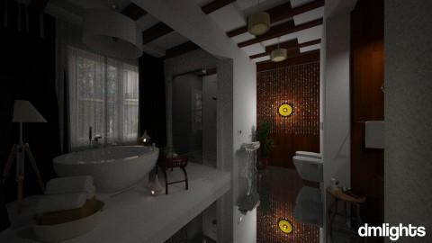 Relax in London - Modern - Bathroom - by DMLights-user-991288