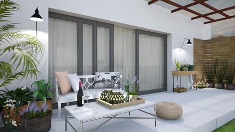 terasz - by bsk Interiordesign