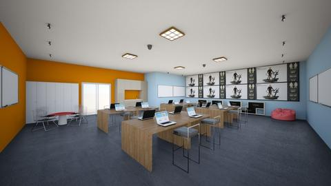 Office Concept - Modern - by smsny