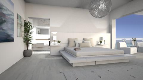 bedroom - by anjaam