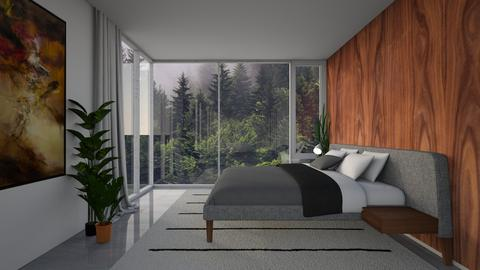 WK Sky View Bedroom - by dwark