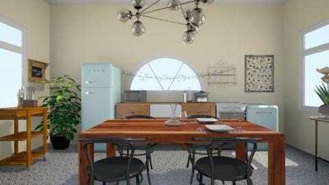 kitchen - Kitchen - by LAS95