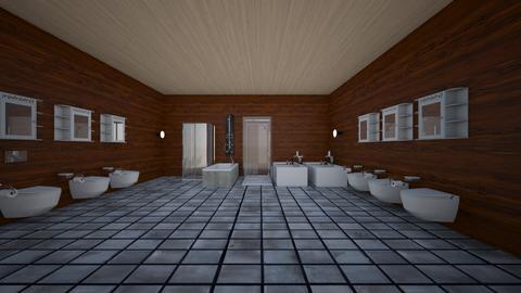 Alexanders bathroom - Bathroom - by Atc2010