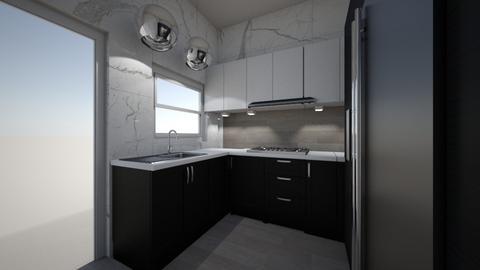 efe kitchen - Kitchen - by jfx