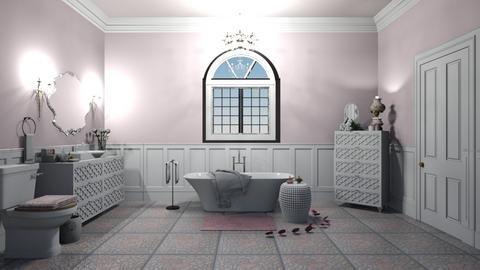 Sh bath - by nat mi
