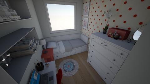Family Flat Girl Room - Modern - by everybodyfeel
