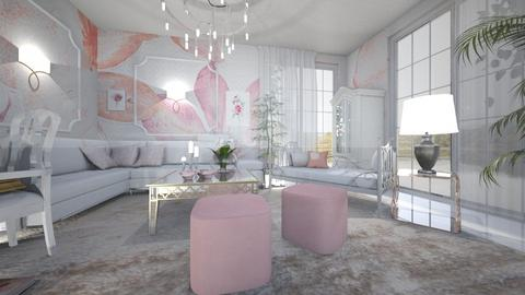 shabby - Living room - by ana111