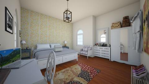 home sweet home bedroom - Bathroom - by maria m