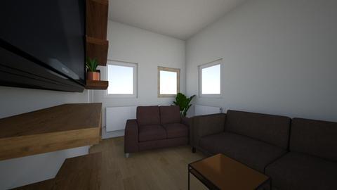 woonkamer 1 - Living room - by loes1