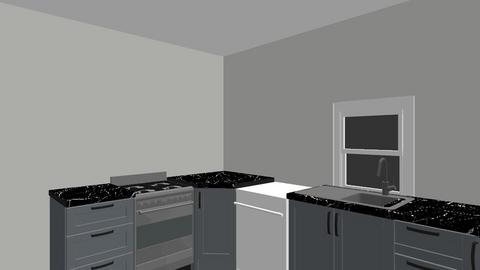 kitchen - Modern - Kitchen - by satroiano