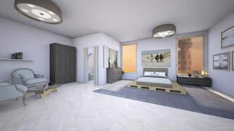 IP Diegoish - Bedroom - by SpicyMcPie