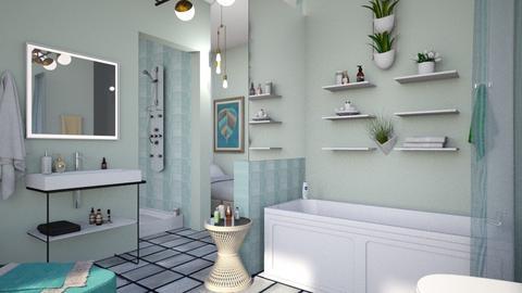 M_T - Bathroom - by milyca8