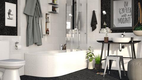 bath 2 - Bathroom - by its_eima