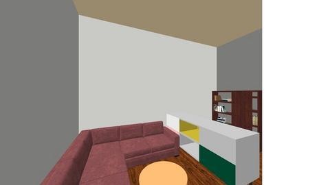 johns apartment - by veronomo