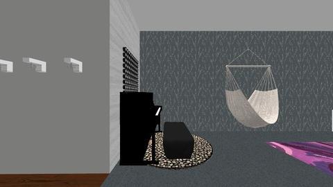 teen room - Bedroom - by Lacismiller