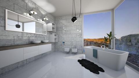 11 - Bathroom - by czekoladkaaa123
