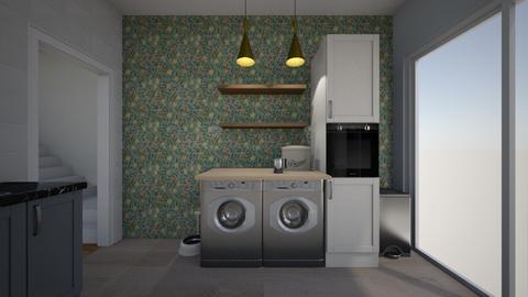 Kitchen View 3 - Kitchen - by kburns