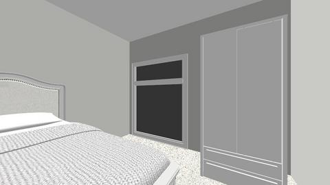 Hope Wharf GB - Bedroom - by JLStratford