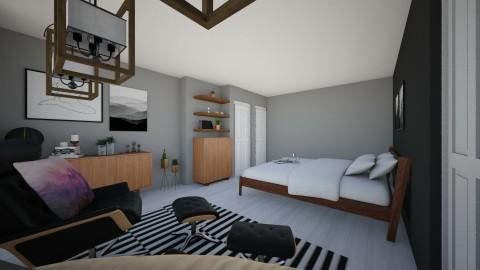 Bedroom Redesign - Modern - Bedroom - by bdonoh2528