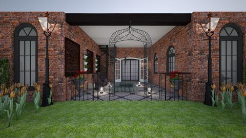 Chicago  - Rustic - Garden - by rcrites457